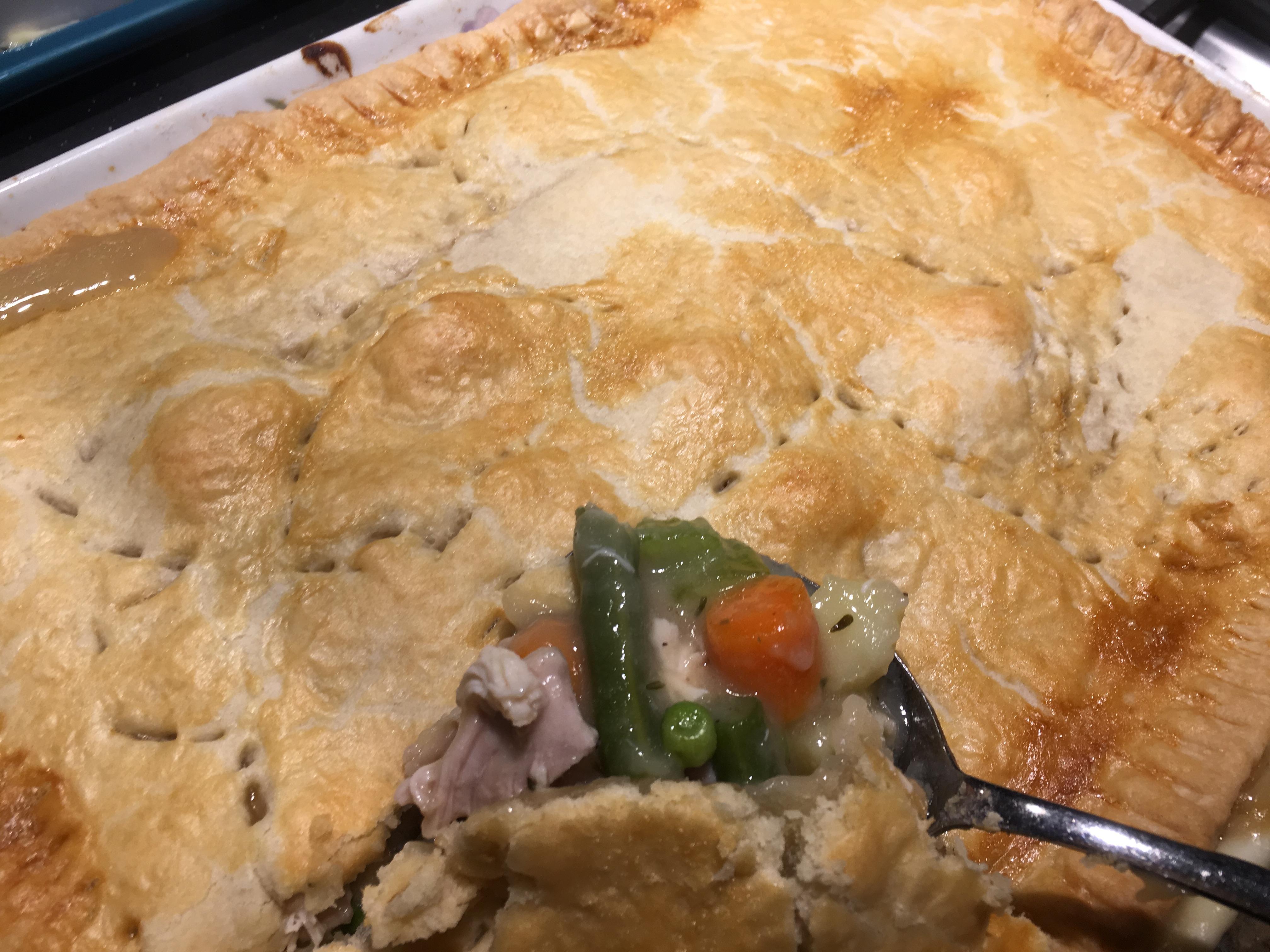 Chicken Pot Pie Recipe via @susanmylovingoven.com