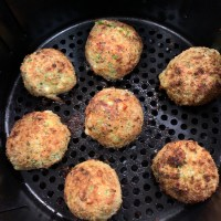 Cheesy Broccoli Air Fryer Croquettes Recipe