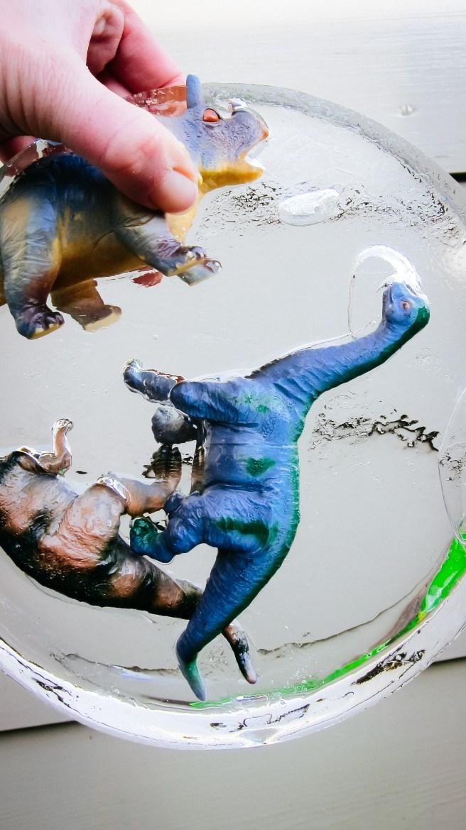 Dino's uit de ijstijd