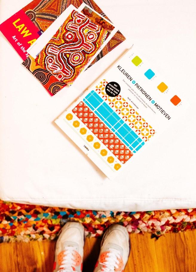 Boeken over kleur