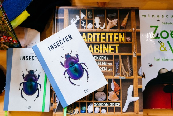 Insecten boek