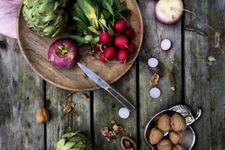 groente tafel