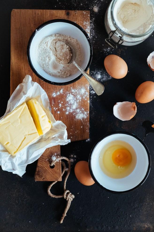 ingrediënten taart