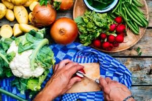 groente fotografie