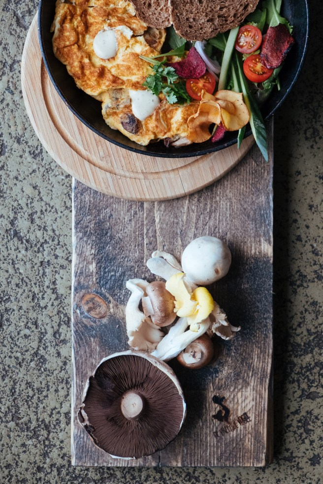 food fotografie voor lunchkaart