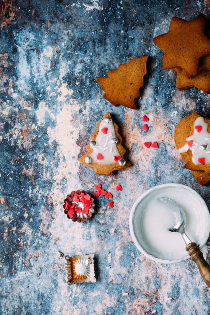koekjes voor de kerst bakken