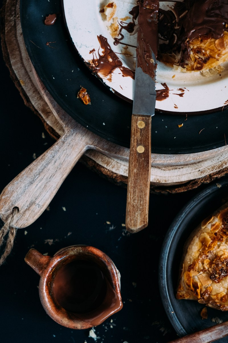 rommelige food foto