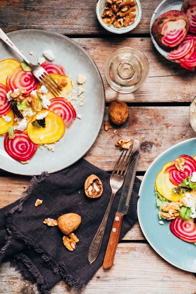 kleurrijke food foto