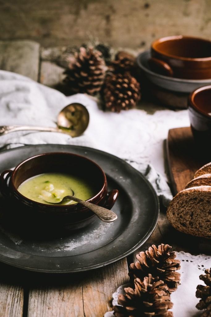 soep voor de herfst