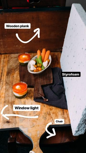 tip voor food fotografie