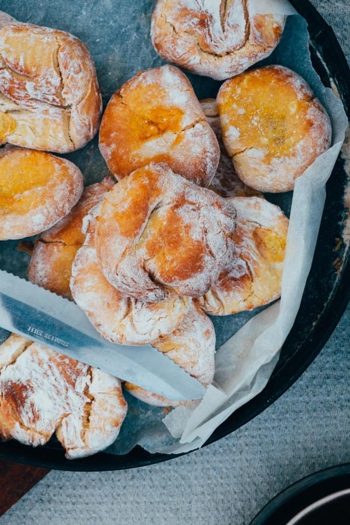 recept gezonde scones