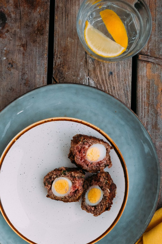 food styling van vlees gerecht Mylucie.com