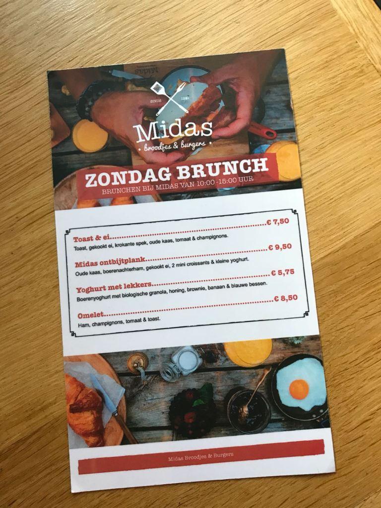 menukaart food fotografie Lucie Beck