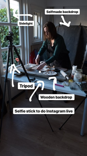tips bij food fotografie