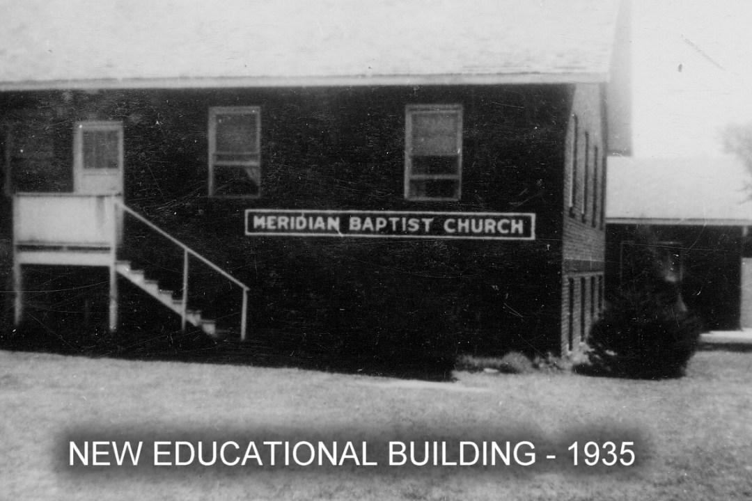 1935 new educ bldg