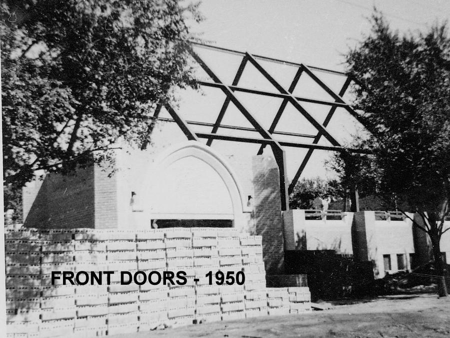 1950 front door