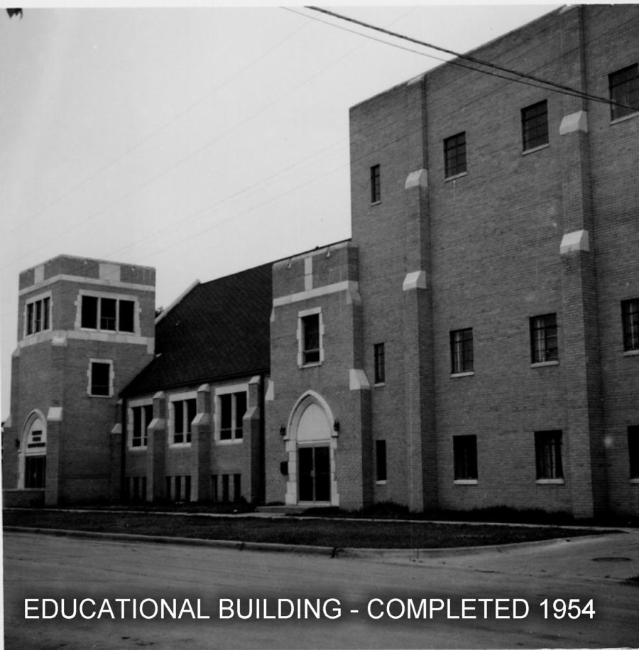 1954 educ bldg