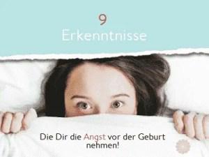 My Maisie 9 Erkenntnisse - Die Dir die Angst vor der Geburt nehmen!