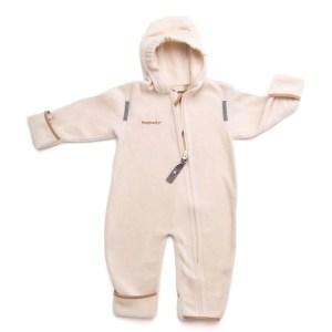 Fleece (Trage) Overall – Creme