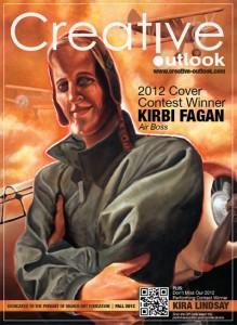 Creative Outlook Magazine Cover 2012