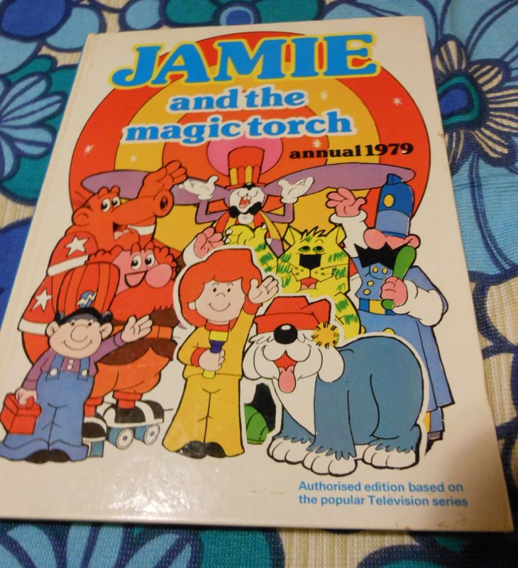 jamie and the magic torch ending relationship