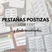 Pestañas Postizas Low Cost y donde comprarlas
