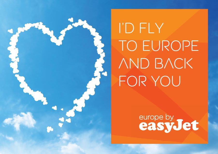 EasyJet Ads A Marketers Diary