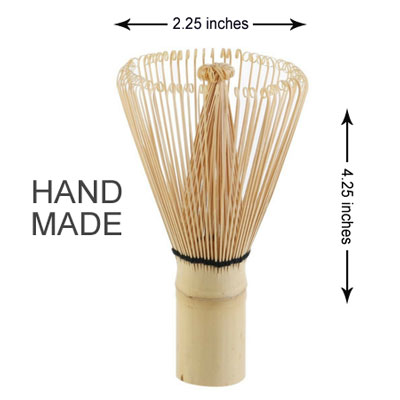Bamboo Whisk Hand Made