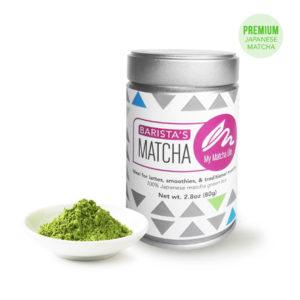 Baristas Premium Matcha Tea