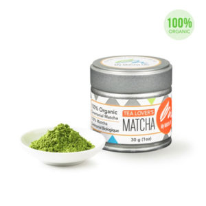 Tea Lovers Organic Matcha Tea