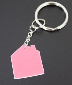 mml key ring with chain