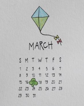 mml march calendar