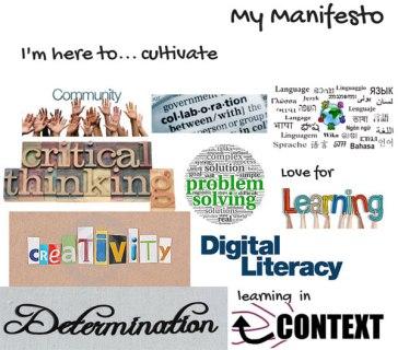 MyManifesto