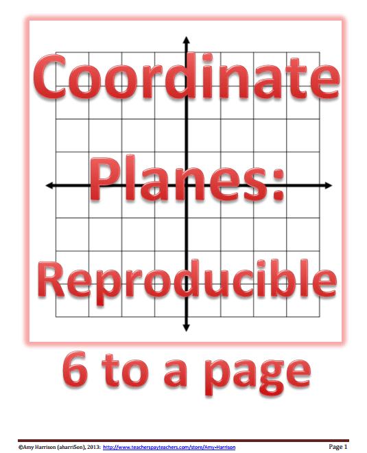 coordinateplanereproducibletitlepage