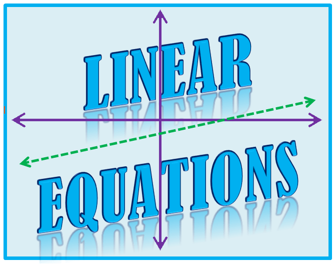 Linear Equations Worksheet - Create a Table of Values and Graph - My ...