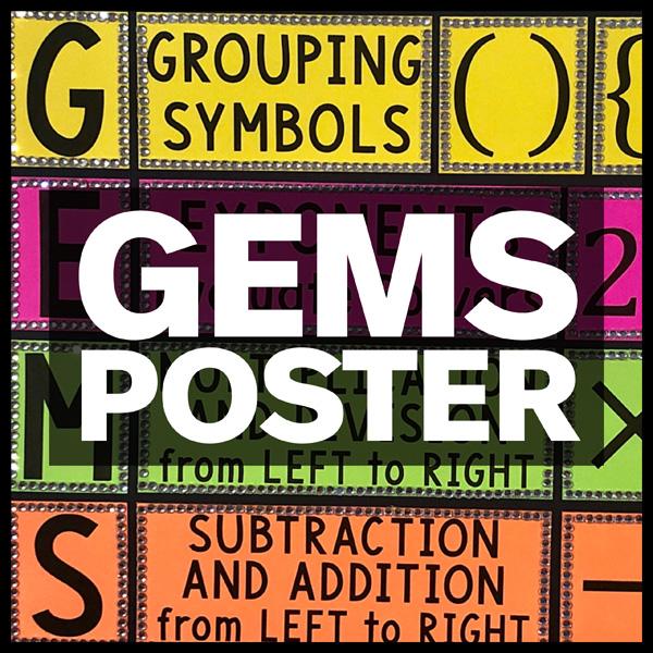 gems poster