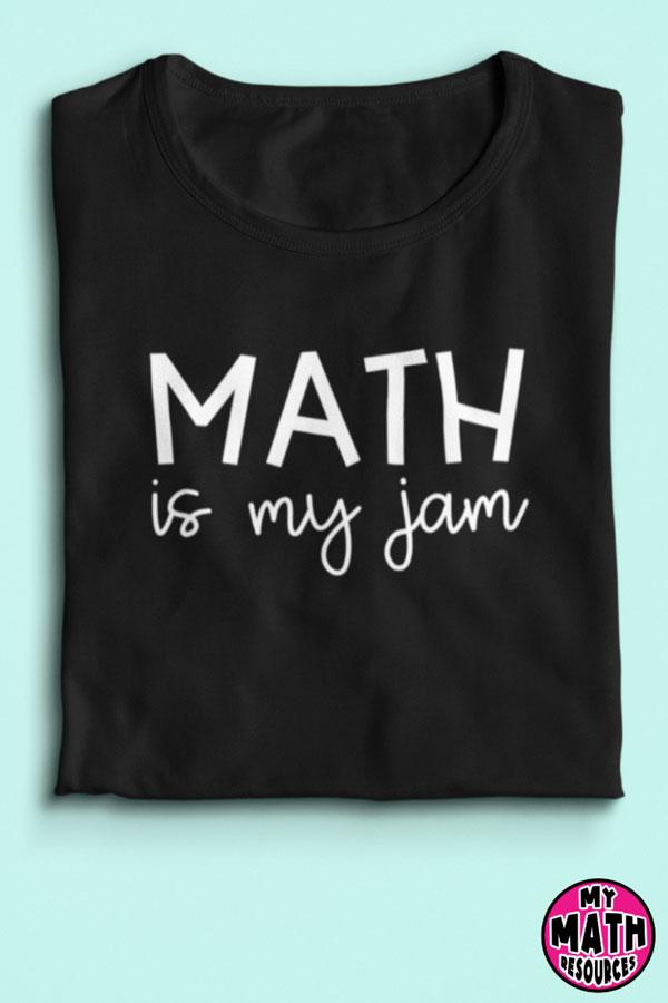 These math teacher t-shirts are classroom safe for High School, Jr. High, Elementary, or Preschool. Perfect math teacher tshirt for dress down day, test or quiz day, finals week, or standardized testing! A Teacher T Shirt for back to school or the first day or last day of school!  #teacherstyle #teachertshirts #teachertees #math
