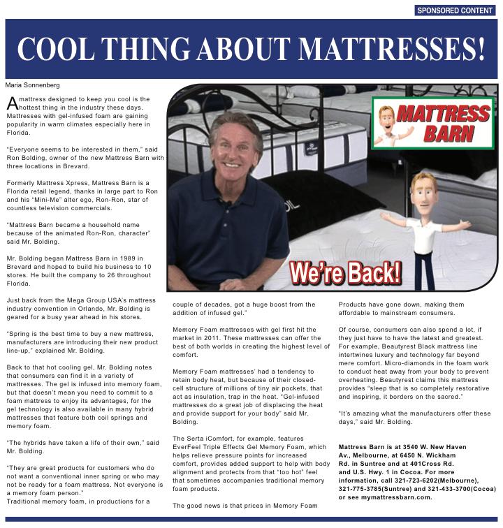 mattress barn