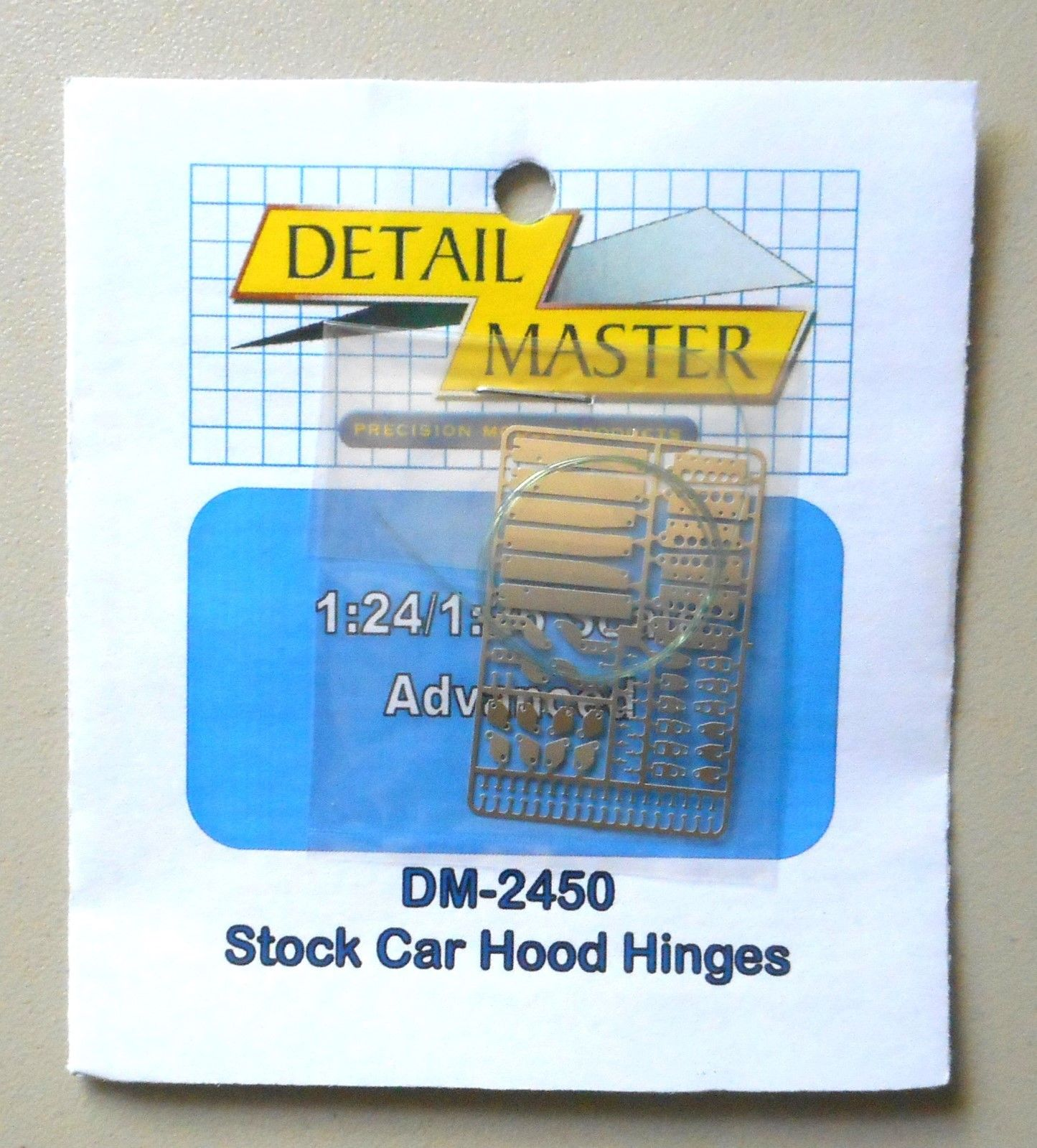 PHOTO ETCH DETAIL MASTER 2110 1//24-1//25 ENGINE DETAIL SET #1
