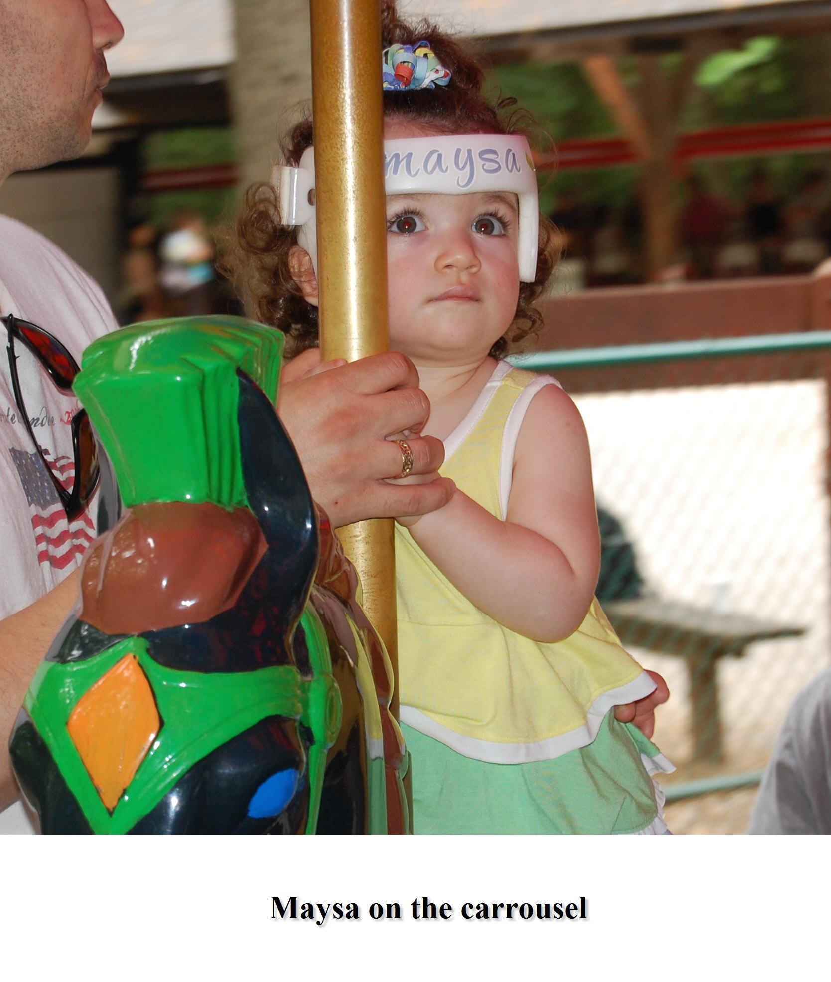 Maysa carrousel