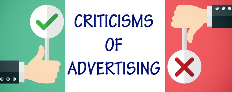 Image result for criticisms of advertising