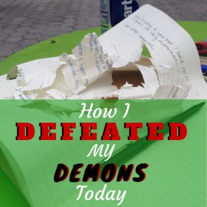 defeat demons