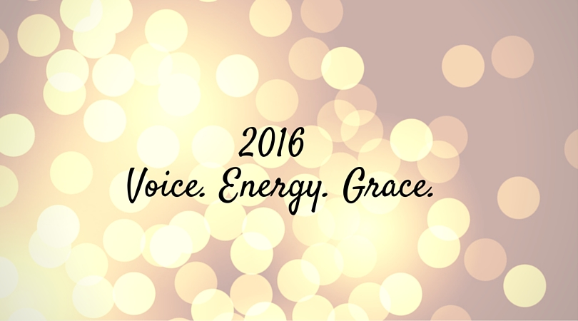 2016 Voice Energy Grace