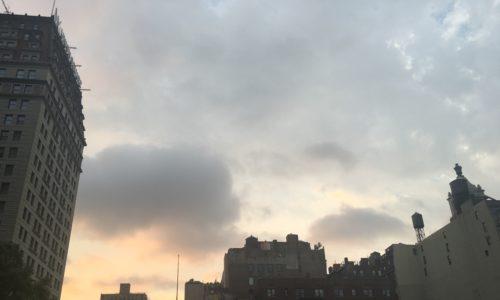 morning sky 09-11-2016