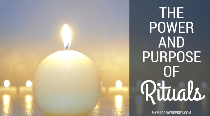 The Power and Purpose of Rituals