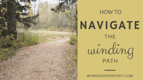How to Navigate the Winding Path