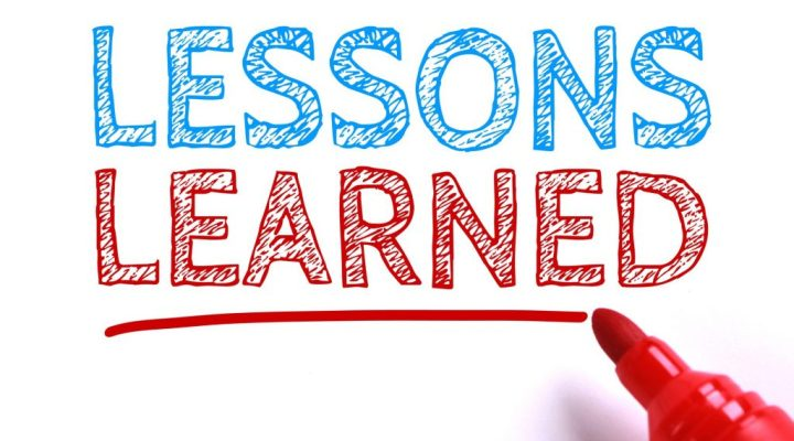 10 More Lessons Learned In 2017