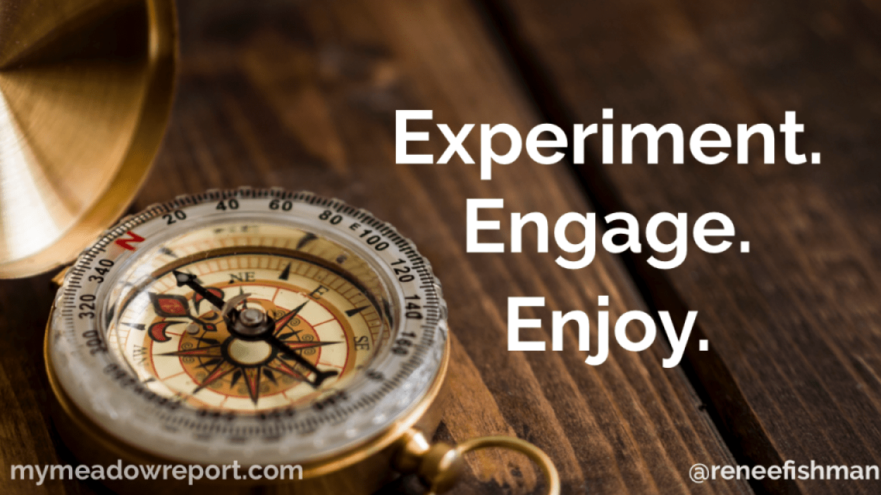 experiment-engage-enjoy