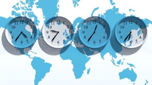 Navigating Human Timing