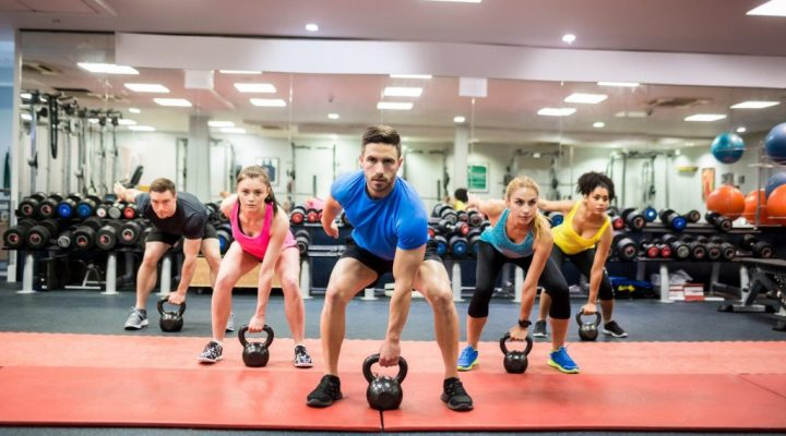Fitness Review: Switch Playground Group Class